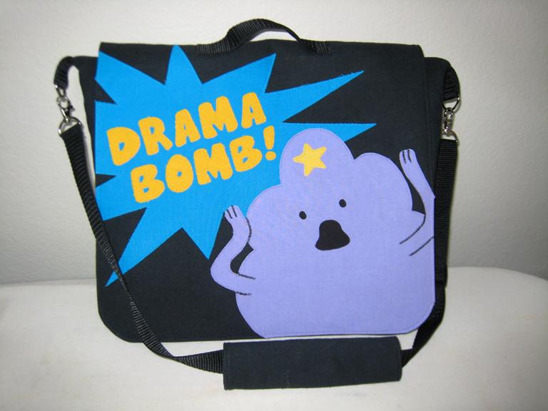 LSP Messenger Bag