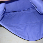 LSP Messenger Bag Interior