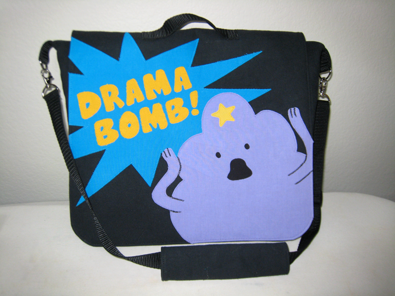 LSP Messenger Bag